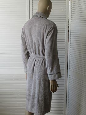 Халат Ozer 6303 мужской L серый (1402) в Симферополе