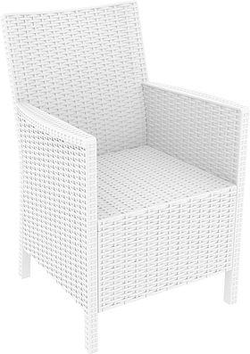 Кресло Siesta 806 California белое в Симферополе