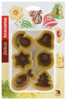Форма Tescoma 630934 Delicia для рождественского печенья 6 шт в Симферополе