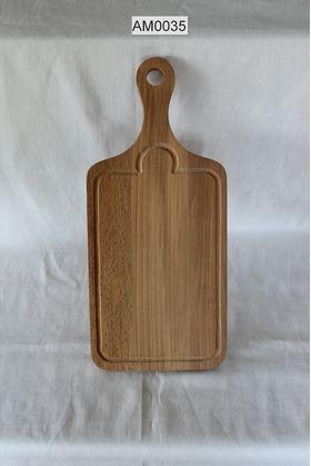 Доска Новое Время АМ0035 с деревянной руч. с желоб. 325x215 в Симферополе