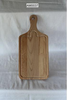 Доска Новое Время АМ0037 с деревянной руч. с желоб.300x200 в Симферополе