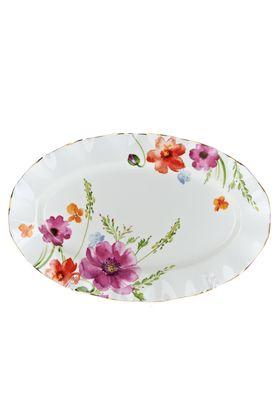 Блюдо Best Home Porcelain 0800153 Летний День 31х19х2,5см в Симферополе