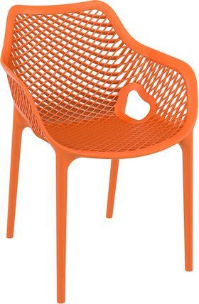 Кресло Siesta 007 Air XL оранжевое в Симферополе