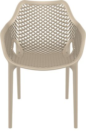 Кресло Siesta 007 Air XL светло-серое в Симферополе
