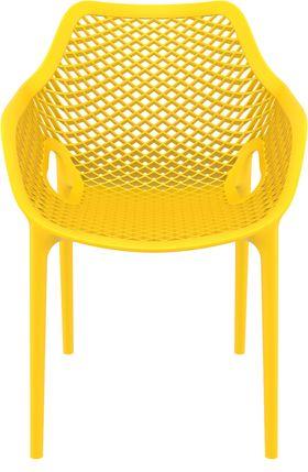 Кресло Siesta 007 Air XL желтое в Симферополе