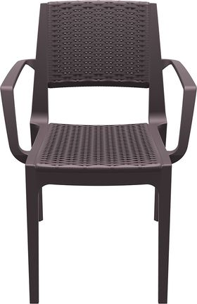 Кресло Siesta 820 Capri коричневое в Симферополе
