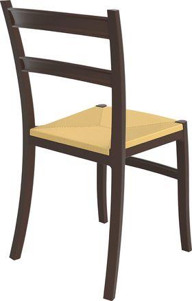 Стул Siesta 019 Tiffany-С коричневый в Симферополе