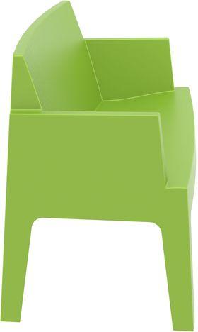 Диван Siesta 063 Box зеленый цельнопластик. в Симферополе
