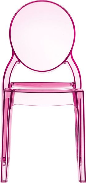 Стул Siesta 034 Elizabeth розовое прозр. в Симферополе