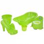 Набор для купания DDStyle 12019 детский Беби салатовый в Симферополе