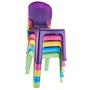Кресло детское DDStyle 06202 Кенди фиолетовый в Симферополе